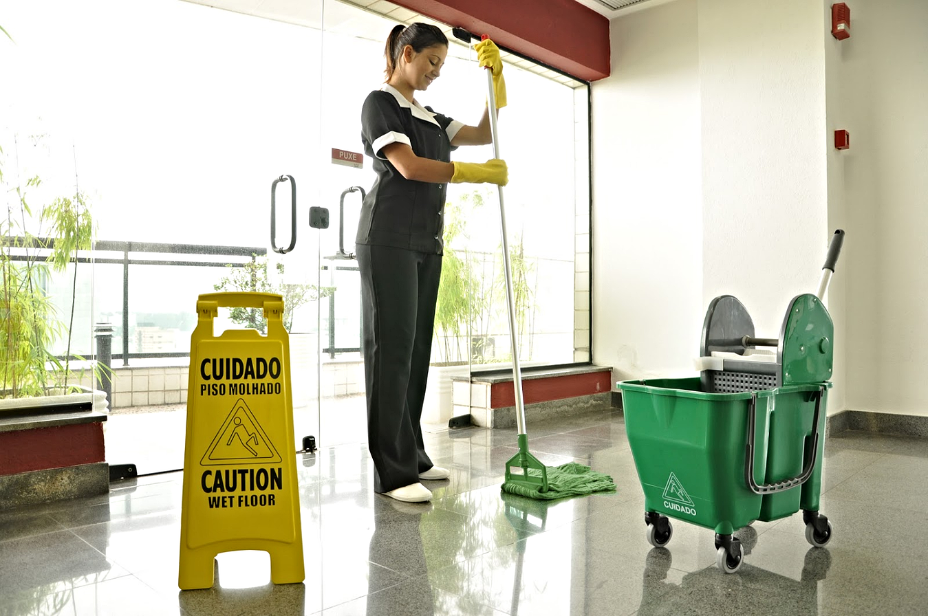 Terceirização de Limpeza e Portaria em Limeira - Terceirização de Limpeza e Recepção
