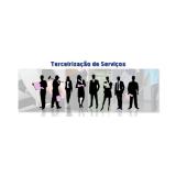 Serviços terceirizados de limpezas em São Domingos