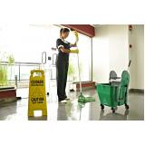 Terceirização de limpeza e portaria no Jardim São Luiz