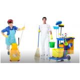 Terceirização de limpeza predial no Jaraguá